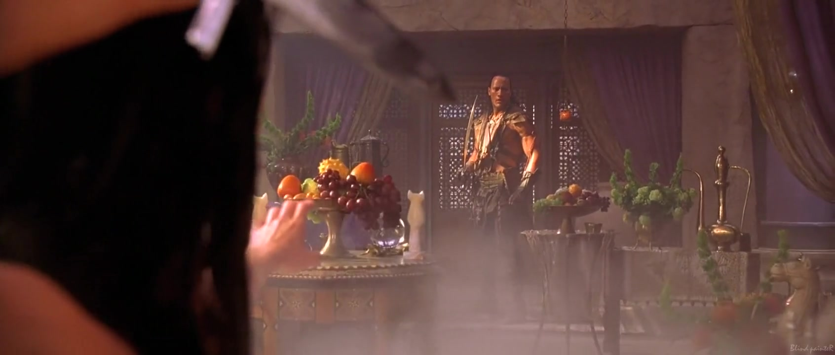The Scorpion King 2002 Kelly Hu