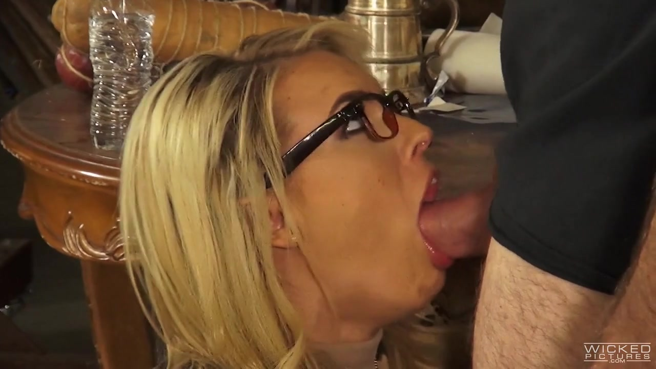 Keira Nicole In Specs Vocation, Scene 4 - Evil