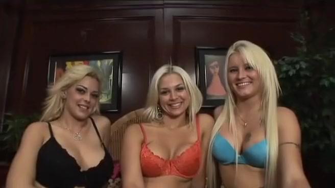 Exotic Porn Stars Sarah Vendella, Barbie Baja And Starla Sterling In Crazy Lesbians, Dildos / Toys Porn Clip