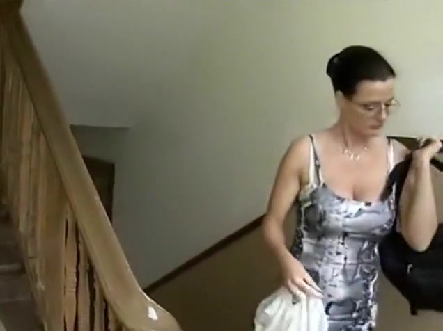Busty Mother Shoving From A Teenager