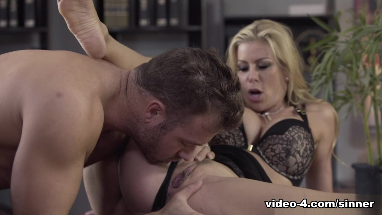 Alexis Fawx & Chad White Will Be The Mistress Part 1 - Sweetsinner