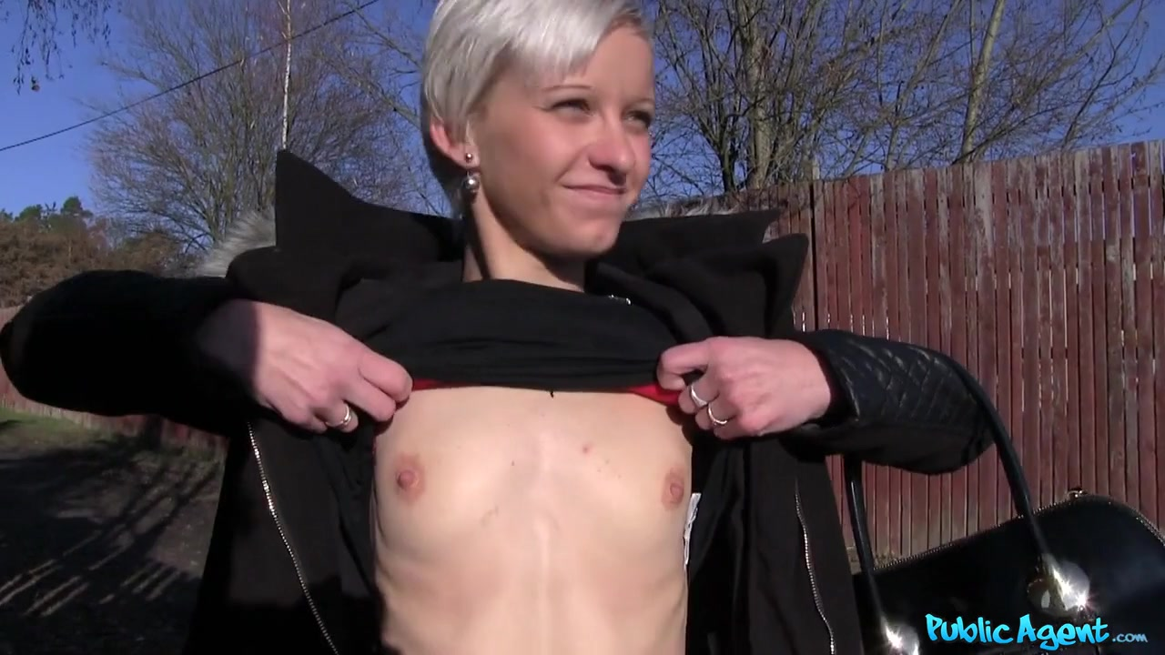 Her Pussy Is Spattered With Sperm - Publicagent