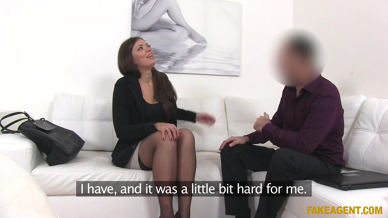 Milf Fuck Agent On The Casting Couch - Fakeagent