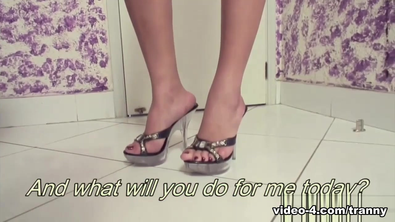 Gisele Araujo In Blonde Flip-Flop Sex - Dreamtranny