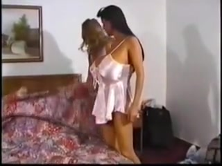 Minka And Kim Hardcore Threesome