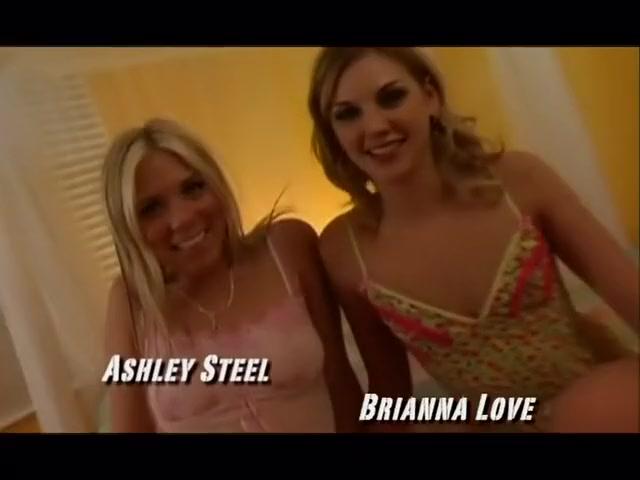 Horny Pornstars Brianna Love And Ashley Stole In Best Dildos / Toys, Blonde Porn Movie