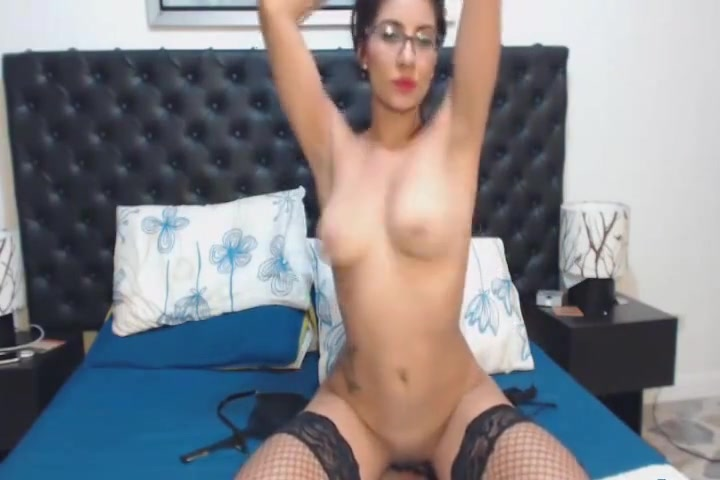 Blowjob And Fuck Of A Girl With Glasses