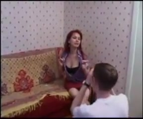 Mature Woman Has Sex With A Younger Man