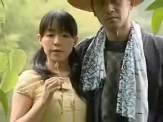 Chinese Young Couple Fucking Outdoors