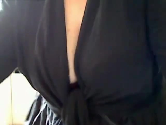 Bitch Married Bbw Shows Me Her Big Breasts In Front Of The Camera
