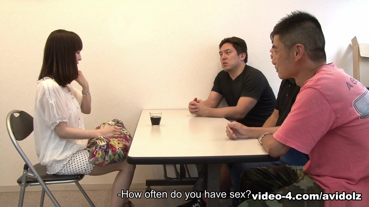 Ayu Kawashima In Ayu Kawashima Milf Enjoys In A Naughty Foursome - Avidolz