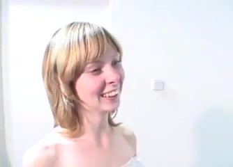 Absolutely Gorgeous College Girl Happens Audition!
