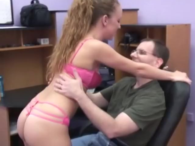 Best Red Leighlani Pornstar In An Amazing Redhead, Office Porn Clip