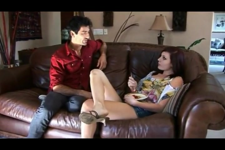 Redhead Roast Gets And Spanking Hand