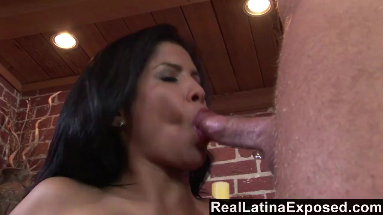 Reallatina Exposed Anal Cherry With Big Tits Alexis Amore Popping