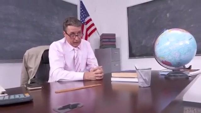 Teacher Plowed Naughty Schoolgirl Rectum
