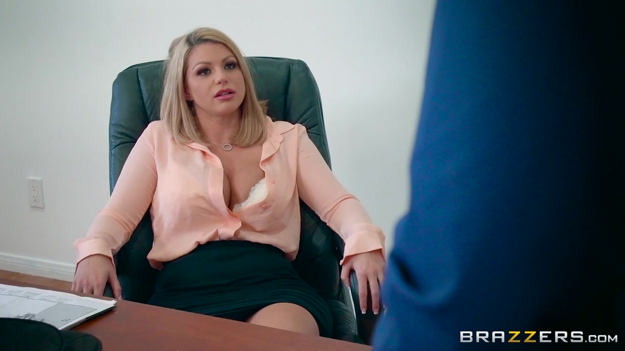 Brooklyn Chase & Keiran Lee In A Case Of Moan Days - Brazzers