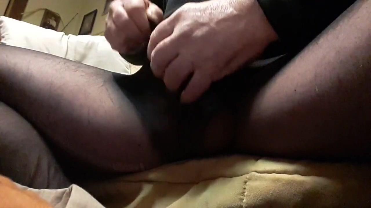 Semen In Nude Pantyhose