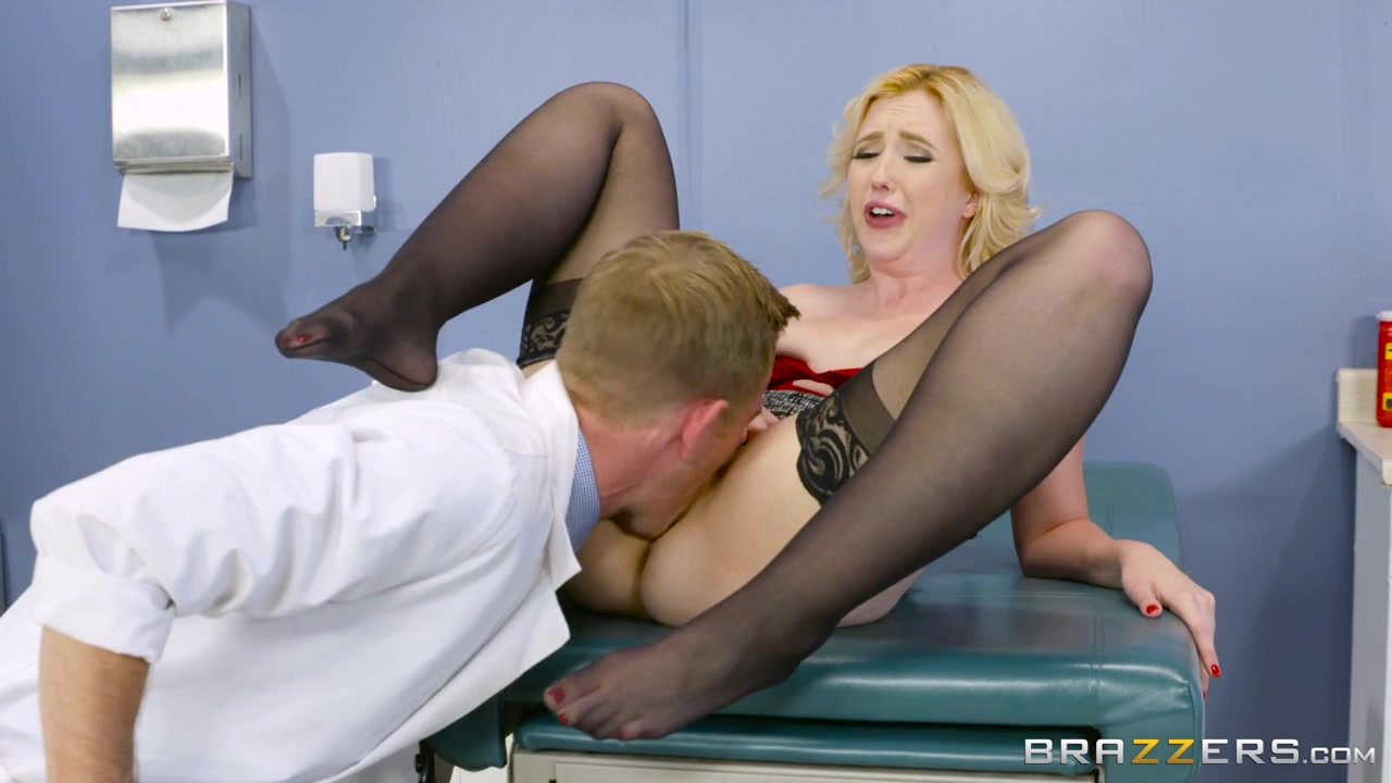 Samantha Rone & Danny D At Doctors Without Boners - Brazzers