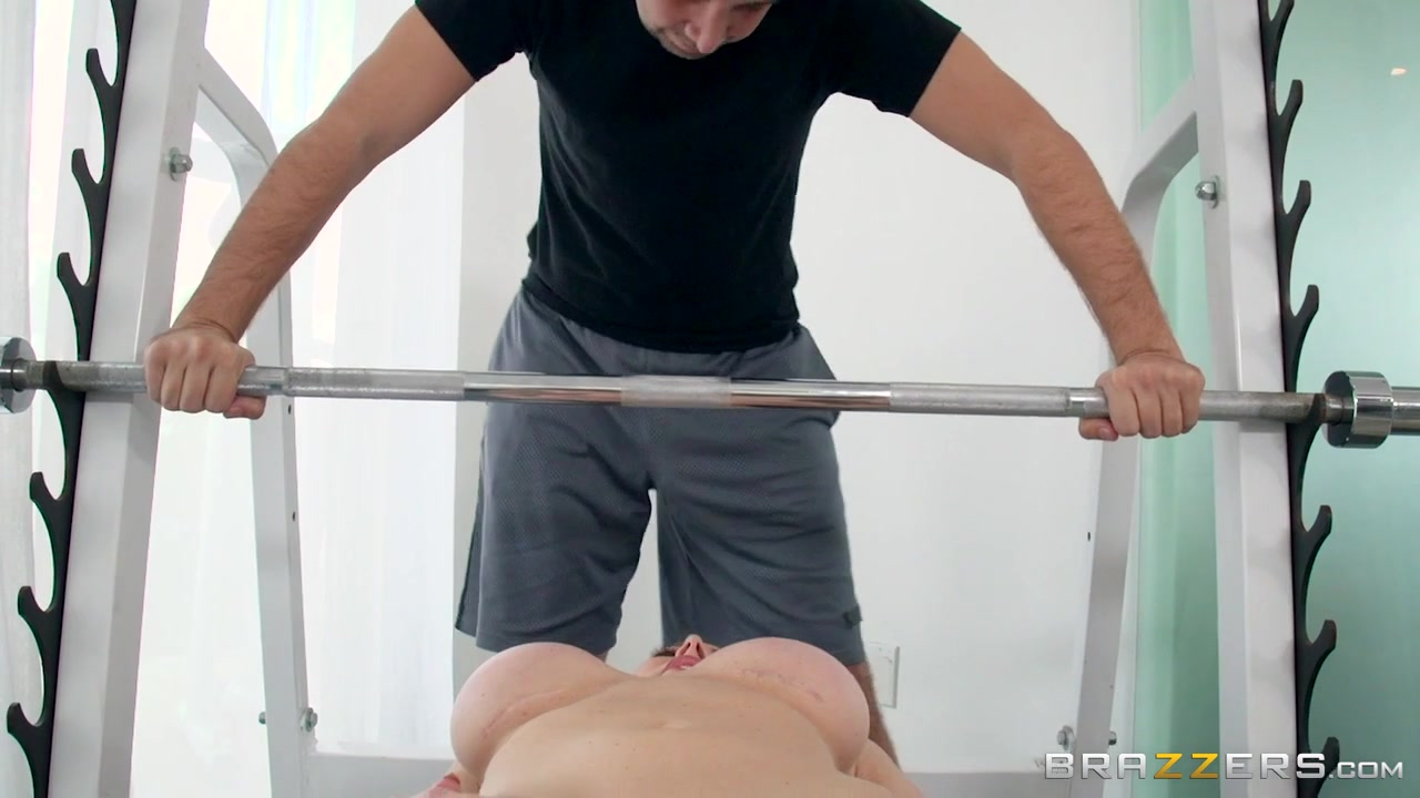Kendra Lust & Keiran Lee In Personal Trainer Session 1 - Brazzers