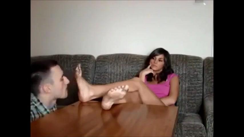 Barefoot Mistress Sylvia Dirty Foot Worship