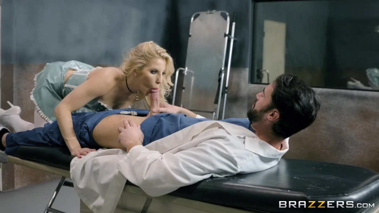 Ashley Fires & Charles Dera In Shes Crazy Cock Part 1 - Brazzers