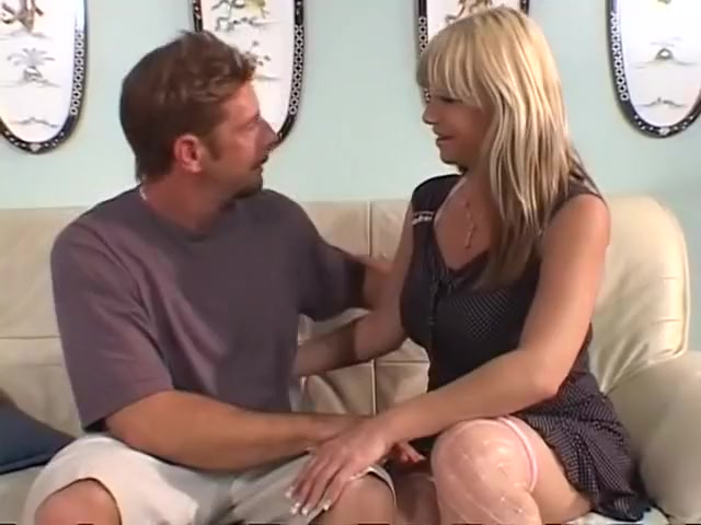 Exotic Pornstar Kat Kleevage In The Best Blonde, Stockings Adult Movie
