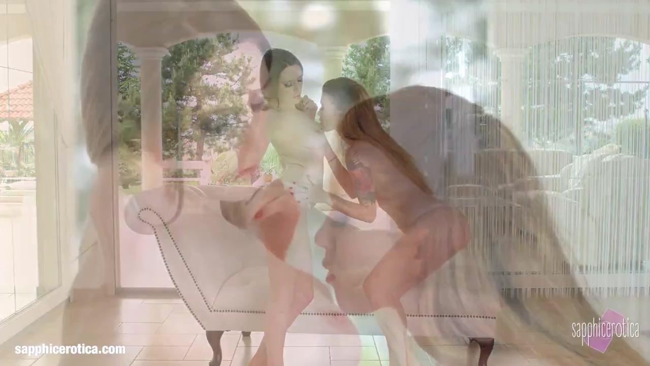 Anal Pleasure Of Sapphic Erotica Lesbian Love Porn With Misha Cross Samantha Bentley