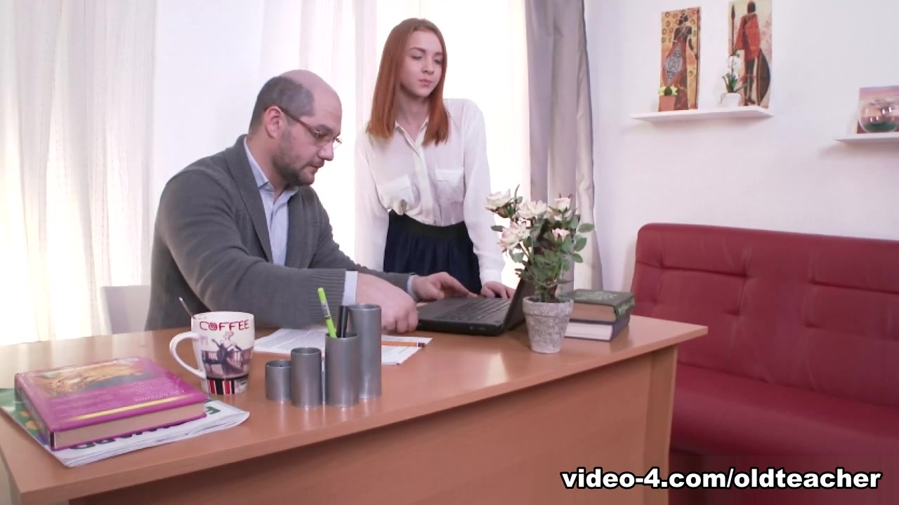 Sandra In Sexy Student Sandra Is Called Into The Office Of The Director To Fuck Cock And Suck - Trickyoldteacher