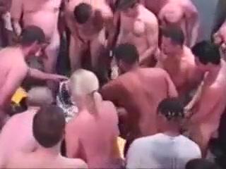 Mega-Bukakke-Party
