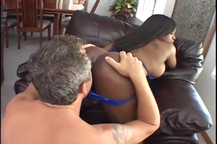 Busty Ebony Chicks Get Their Asses Fucked
