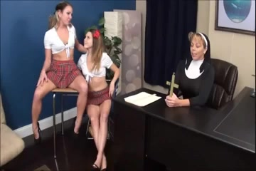 Religious Lesbo Feet Worship -Bymonic