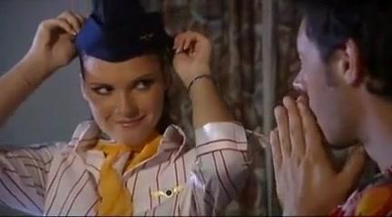 Handjob From The Horny Stewardess