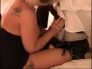 Woman In Motel With 4 Bbc