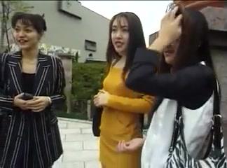 Nippon No Poses Lesbian Masturbation And 3Some