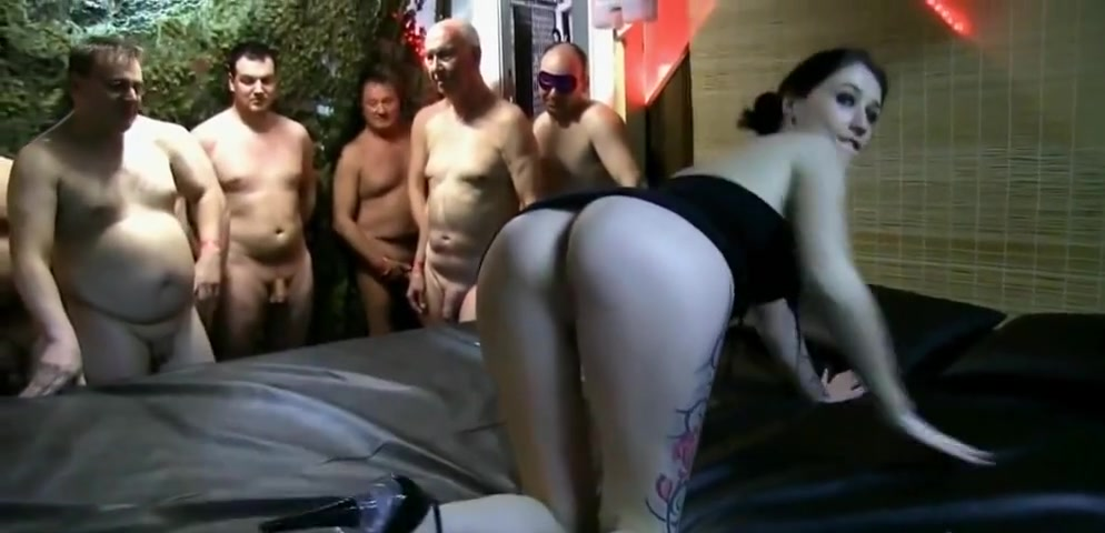 Extreme Old Cock Used Junior Slut