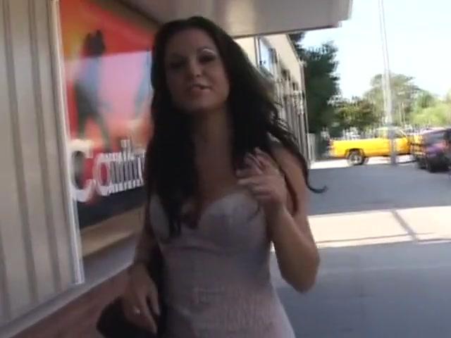 Exotic Pornstar Ariana Jollee In Amazing Brunette, Cunnilingus Sex Video