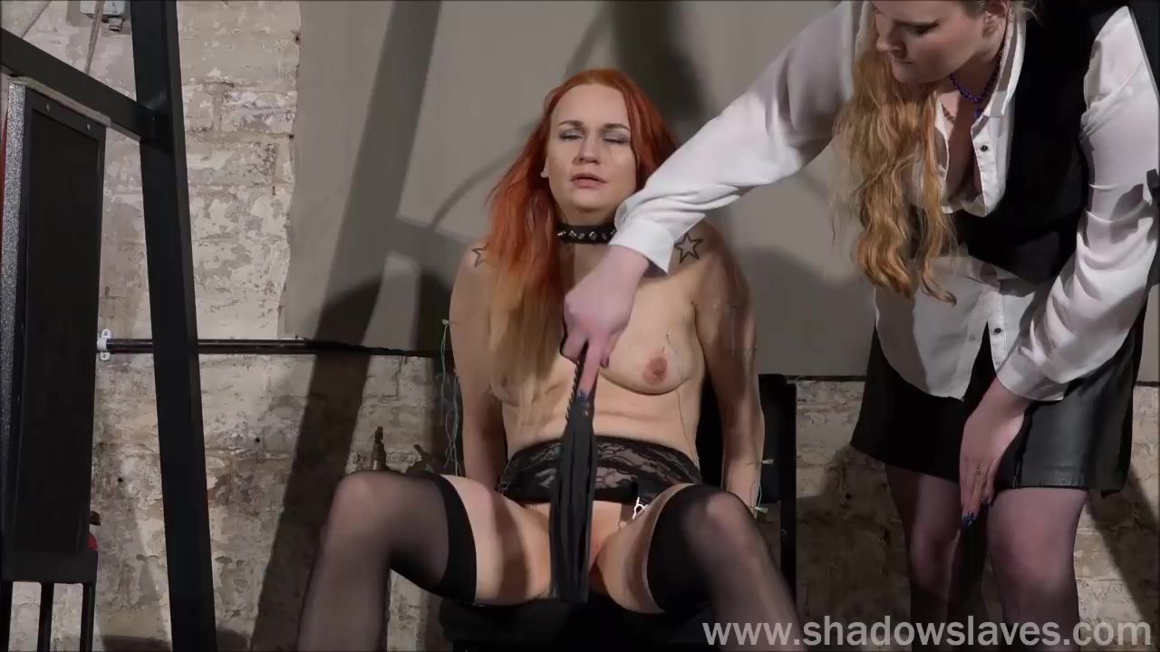 Dirty Mary Lesbian Pussy Whips And Amateur Bdsm Of The Game Piercing Redhead ### Girls In Erotic Domination Of Women Doing