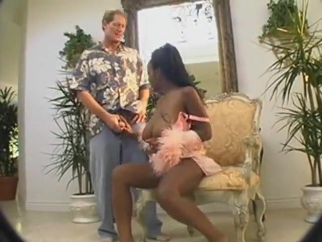 Big Black Natural Siren Anal