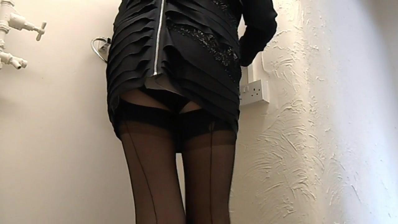 Black Mini Dress Wash