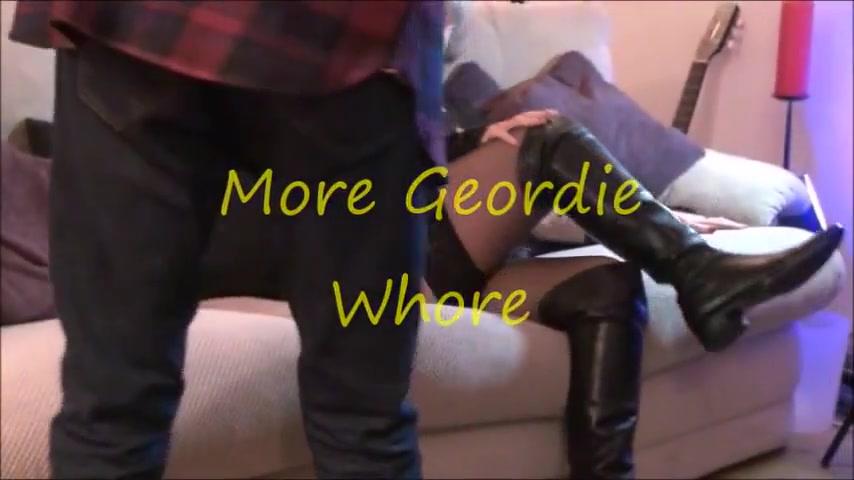 Legal Eagle Slut And Geordie Whore !! Part 2