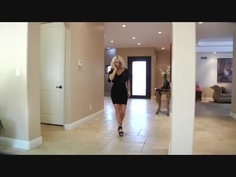Holly Halston Gets Bored By A Bbc