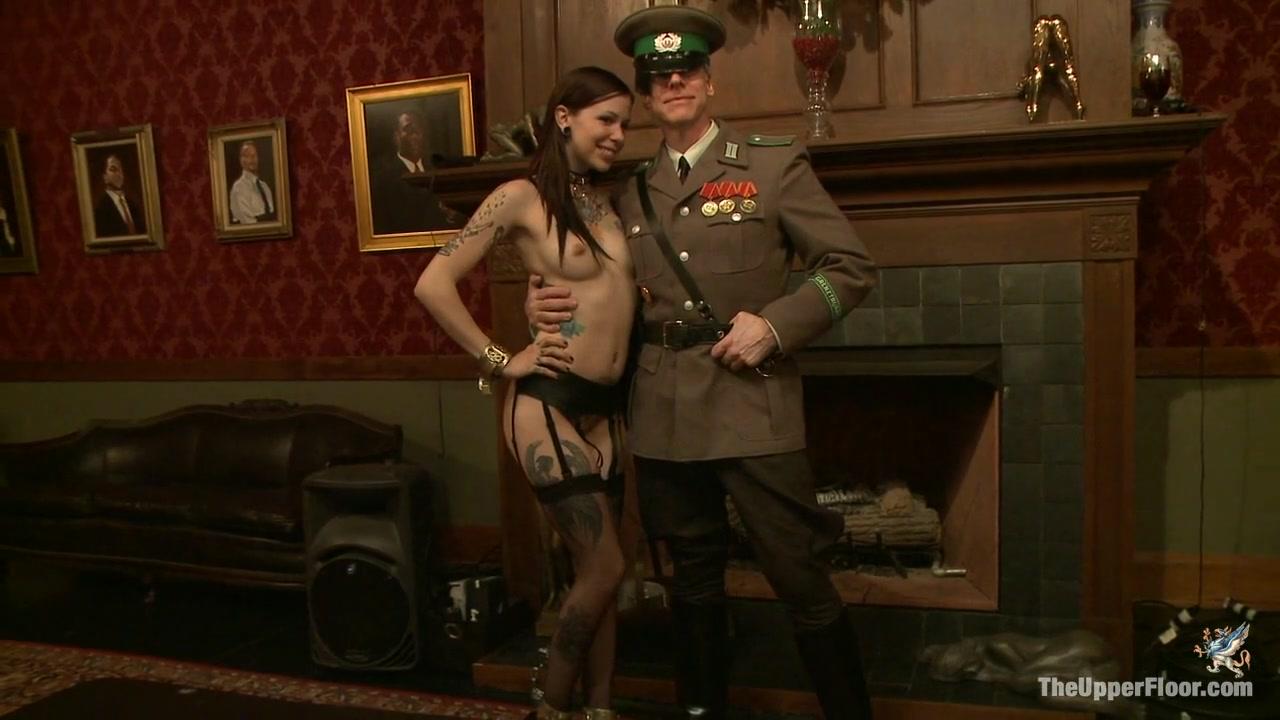 Dylan Ryan & Derrick Pierce & Lyla Storm & Krysta Kaos & The Pope & Maestro Stefanos In A Uniform Party - Theupperfloor