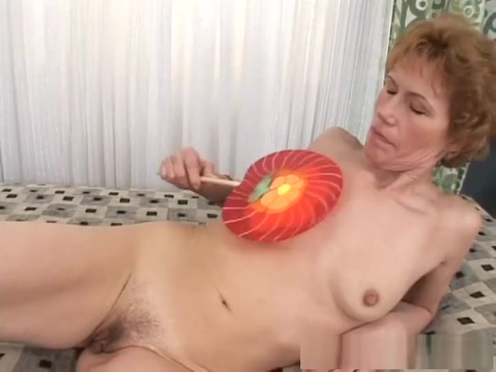 Exotic Pornstar In Best Redhead, Mature Porno Video