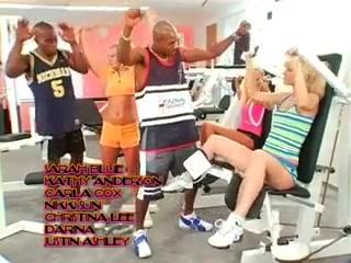 Interracial Group Training