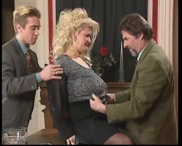Bbw Blonde Milf Fucked With Big Tits