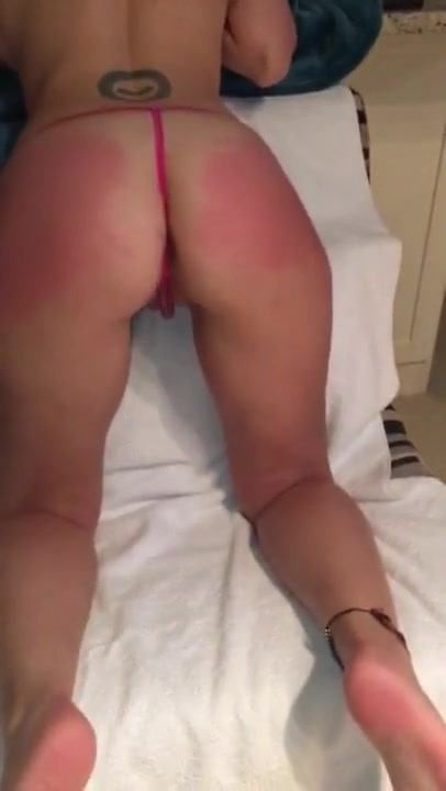 Phat Ass Filled With Glass Butt Plug For All Guys !!!!