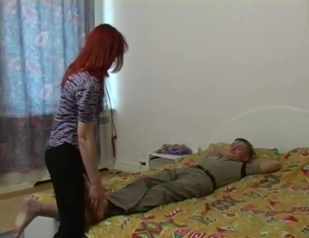 Russian Mature Fucking With A Guy 11