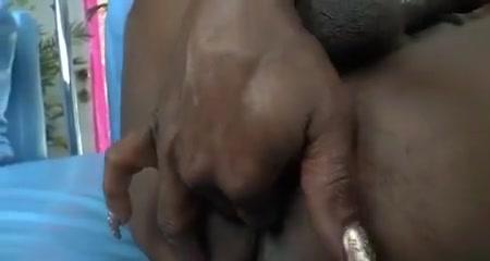 Big Tits Sexy Big Cock Ebony Shemale Handjob