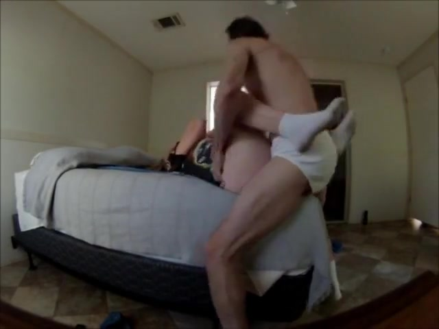 Fucking Mature Woman Bent Over The Bed